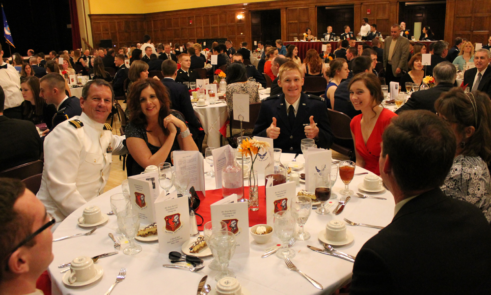 Dining Out Air Force ROTC