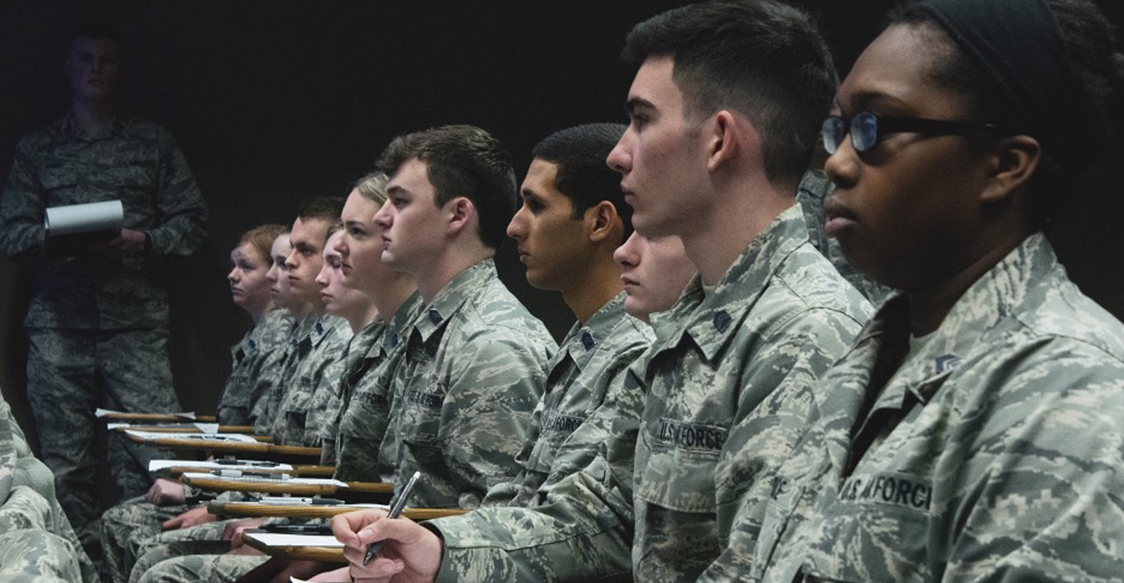AFROTC Detachment 250<br> Developing Quality Leaders Since 1949