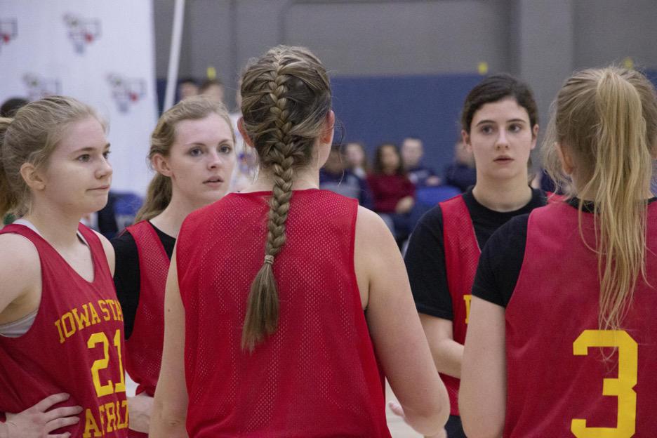 Female Basketball Team