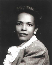 NAACP 1942 Ella Baker Photo