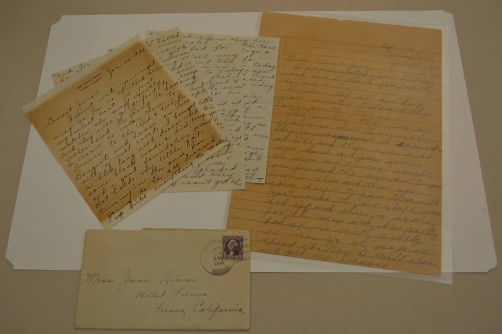 Letters from Catt