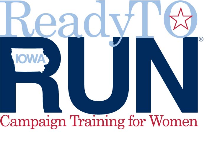 Ready to Run Iowa logo
