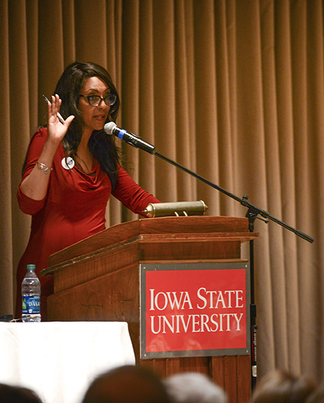 Michelle Bernard discusses why Iowa is such an important political state.