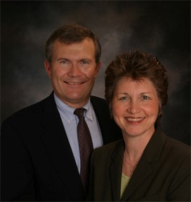 Chuck and Joanne Kuster