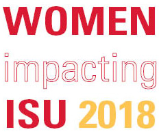 Women Impacting ISU Calendar logo