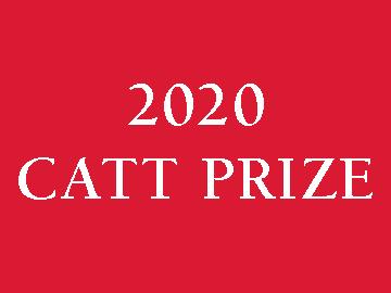 Catt Prize 2020 logo