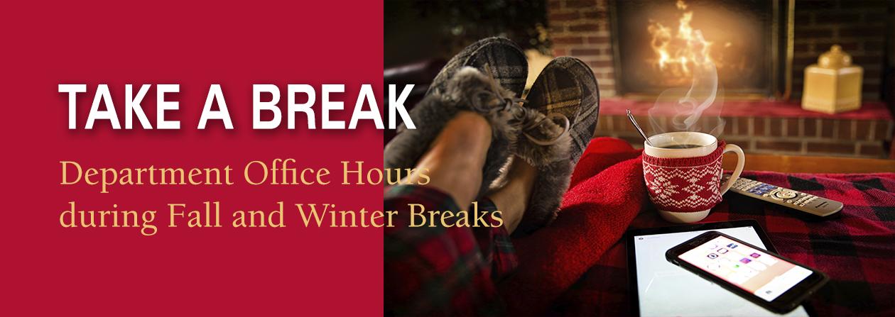 2018 Break Office Hours