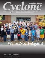 Cover of Cyclone