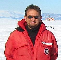 Photo of Slawek Tulaczyk of the University of California - Santa Cruz