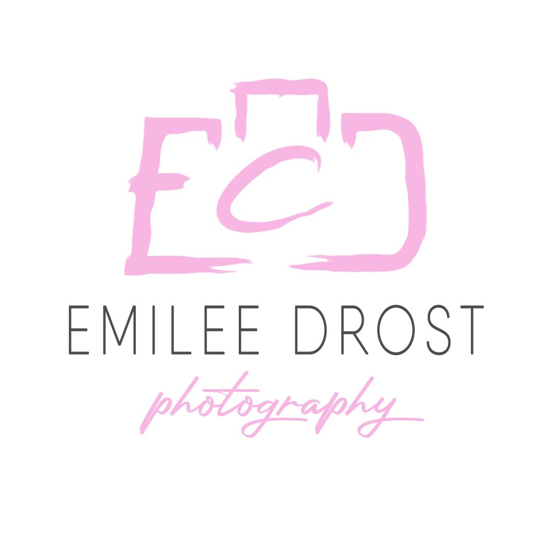 ECD styled camera logo