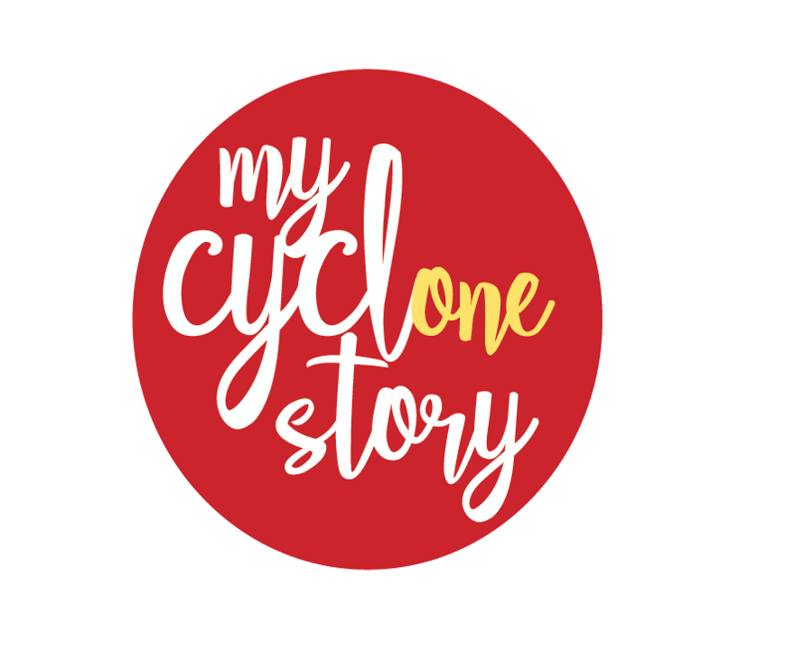 My CyclONE story logo