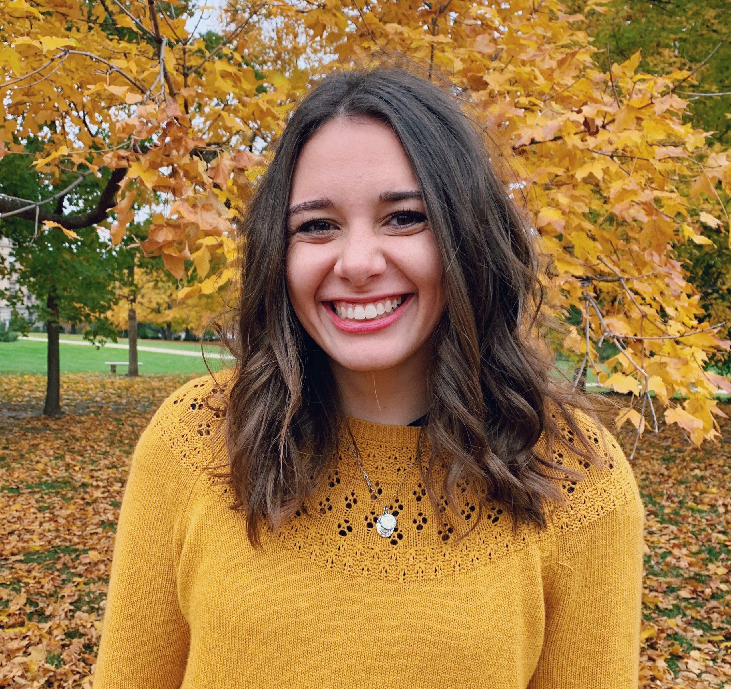 headshot of Meghan Custis