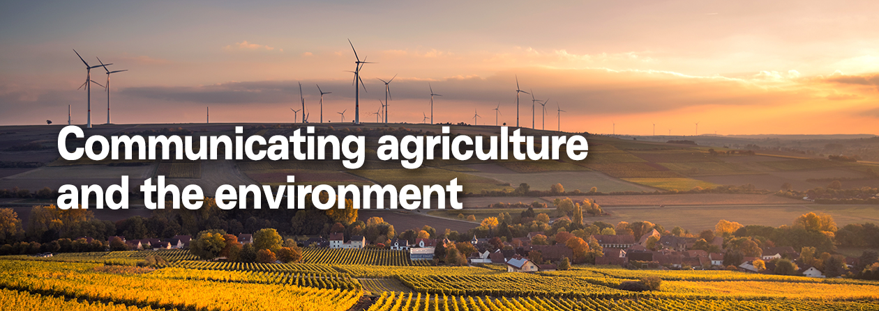 Fall 2021 Course: Strategic Communication in Agriculture and the Environment