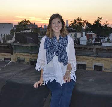 Emily Elveru, '13