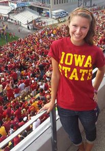 Football games are favorite memories for many ISU students.