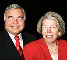 Tom and Evonne Smith.