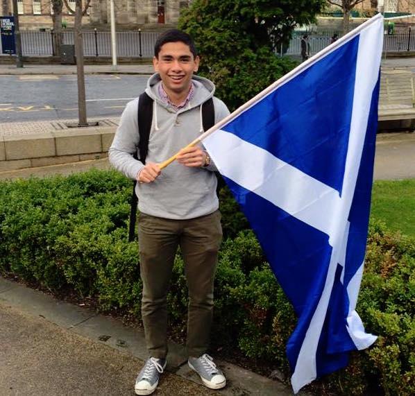 Brian Garrido Scotland
