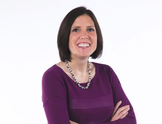 Kim McDonough, Director of Alumni Relations.