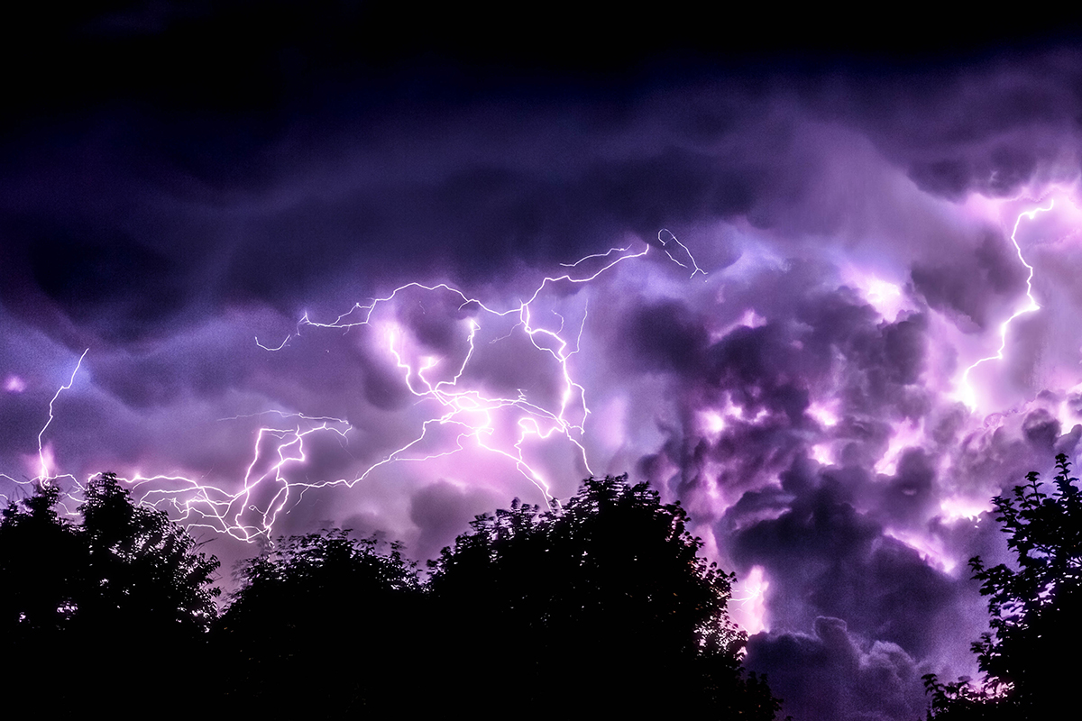 Why is weather so hard to predict accurately? | link