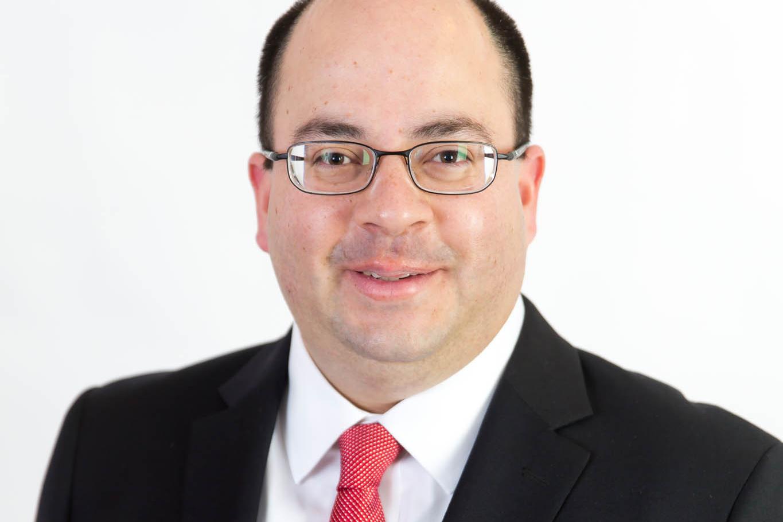 Javier Vela, associate professor, Department of Chemistry.