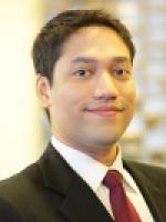 A portrait photo of Adisak Sukul.