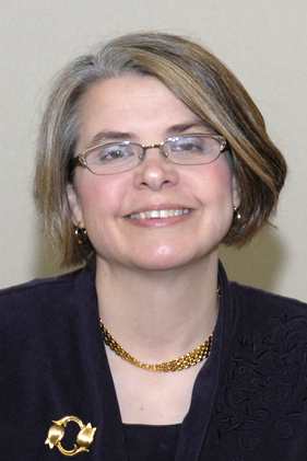 Head shot of Karen Kedrowski
