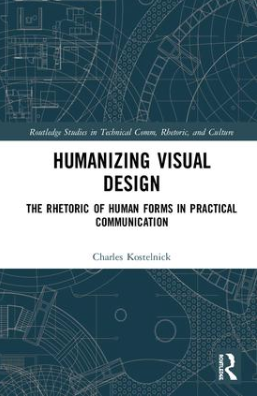 Cover of a book: Humanizing Visual Design
