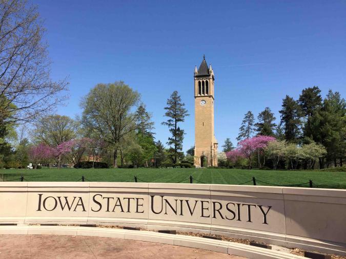 Iowa State campanile