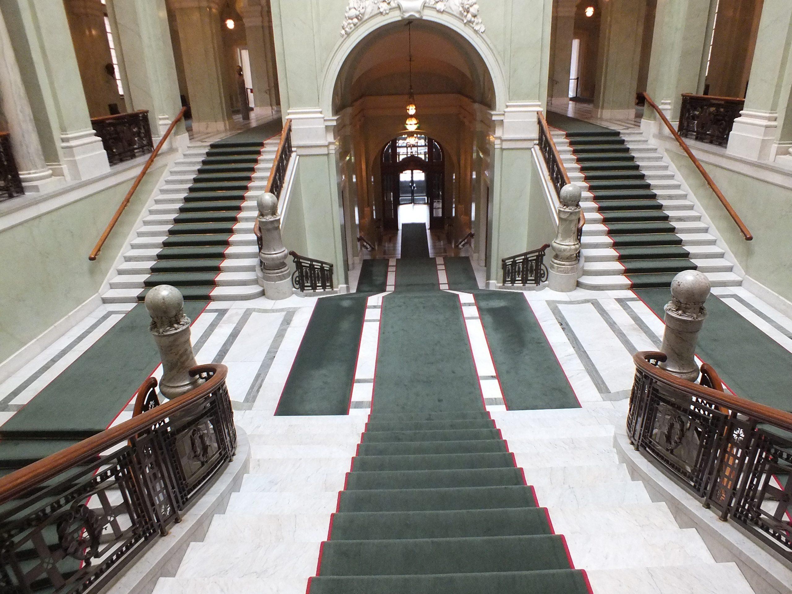 The Riksdag (Swedish Parliament)