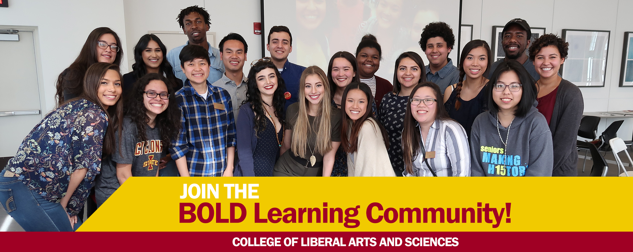 Join the BOLD Learning Community