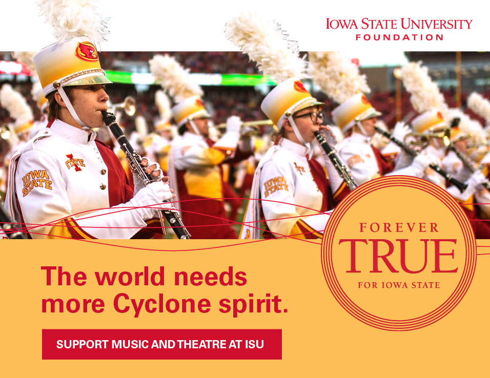 ISU Foundation Marching Band