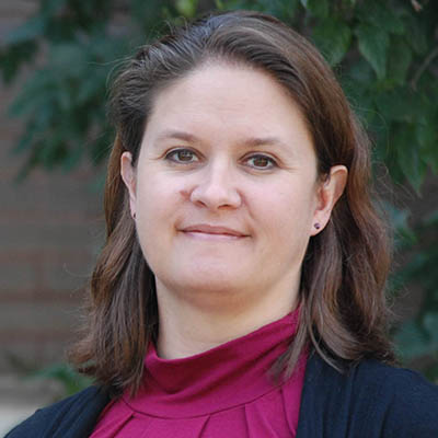 Photo of Dr. Leana A. Bouffard