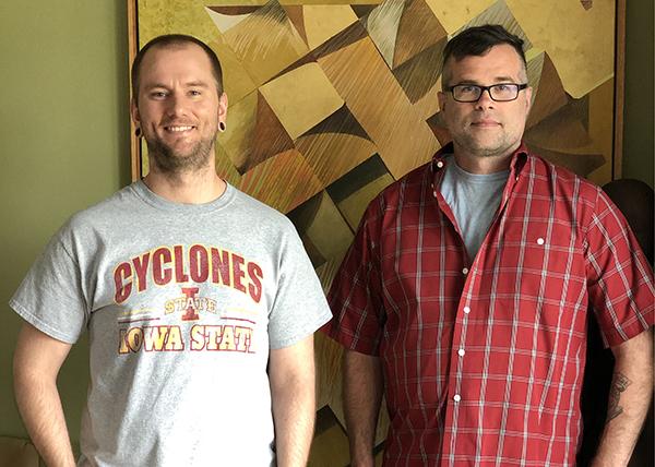 Jacob Erickson and Andrew Hochstetler