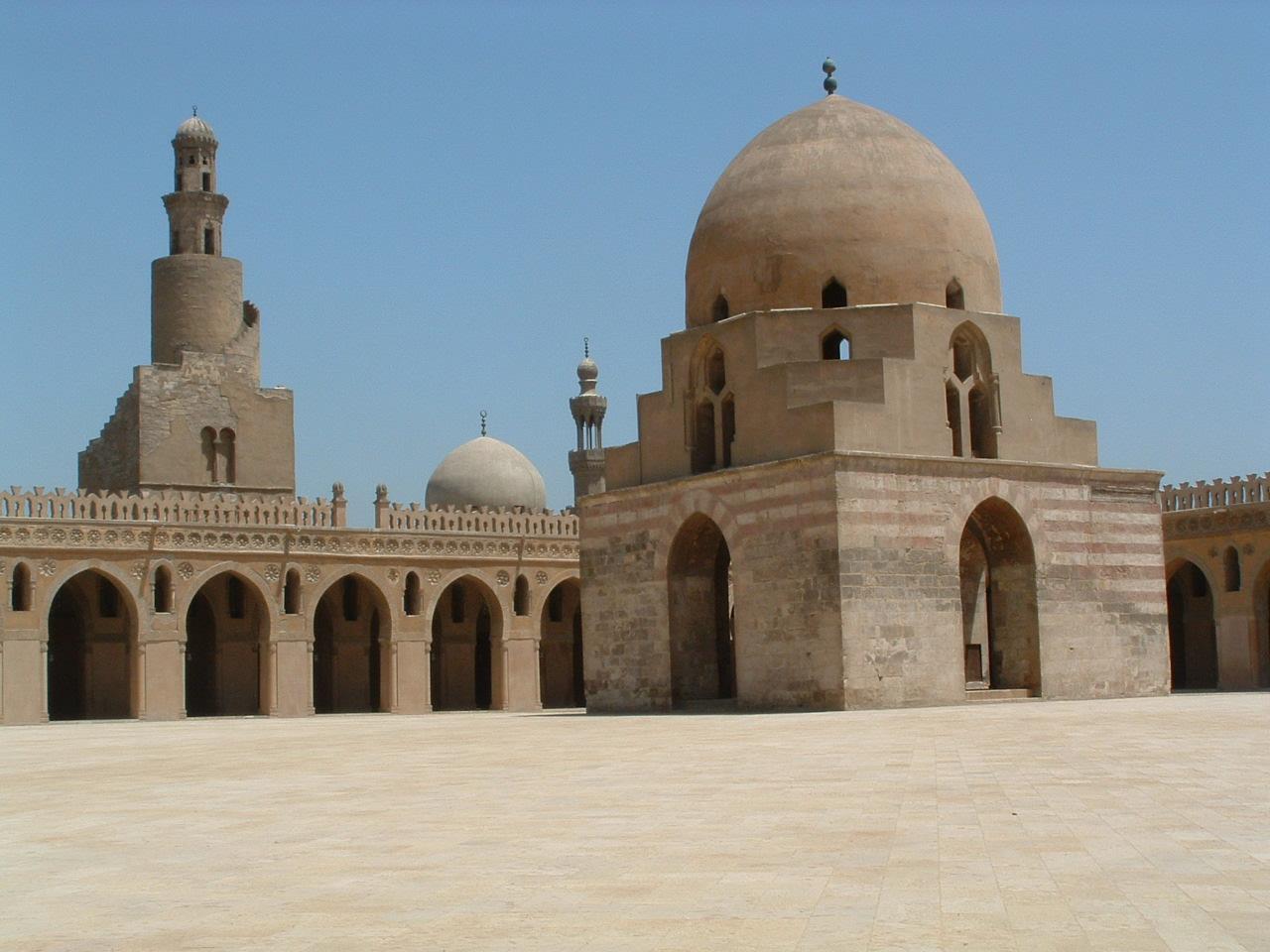 Middle Eastern buildings