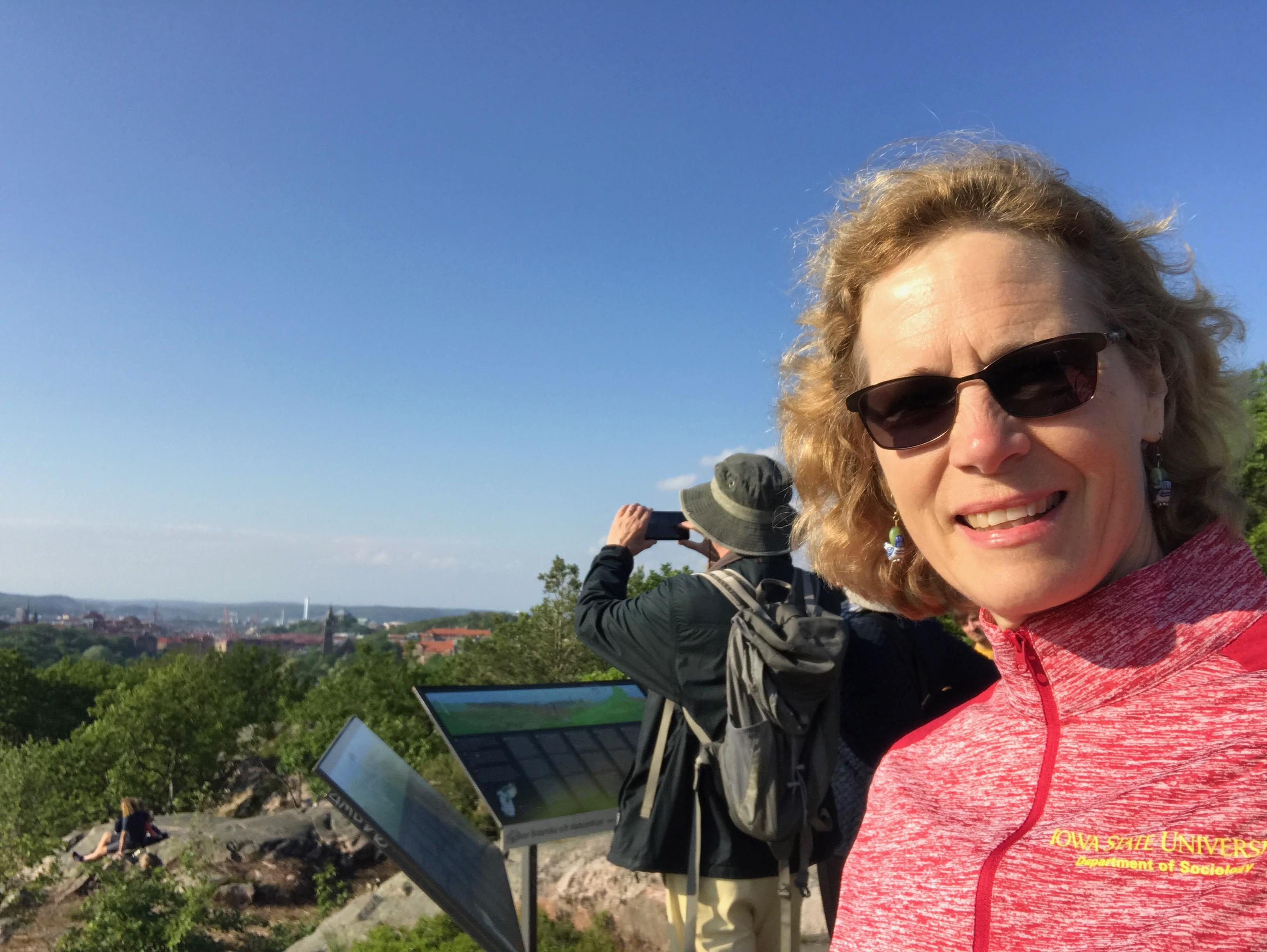 Dr. Ann Oberhauser in Sweden